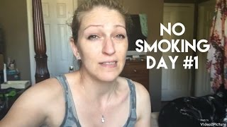 HOW TO QUIT SMOKING COLD TURKEY | STORY TIME | DAY #1