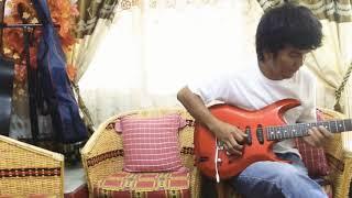 Happy Birthday guitar instrumen cover