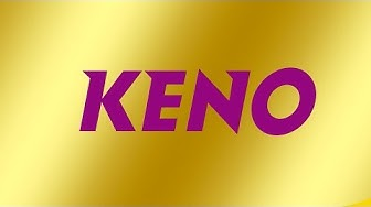 KENO spielen  - So einfach geht es.