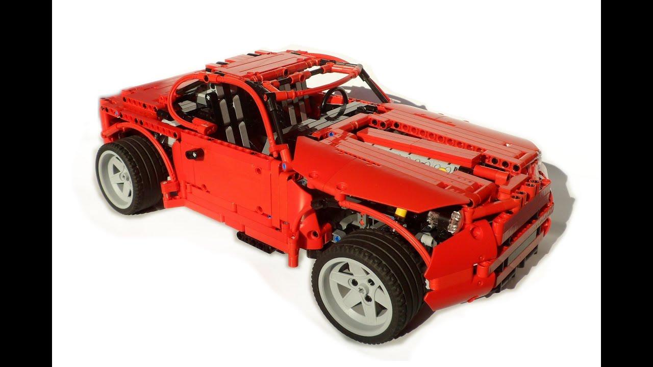lego rc car instructions