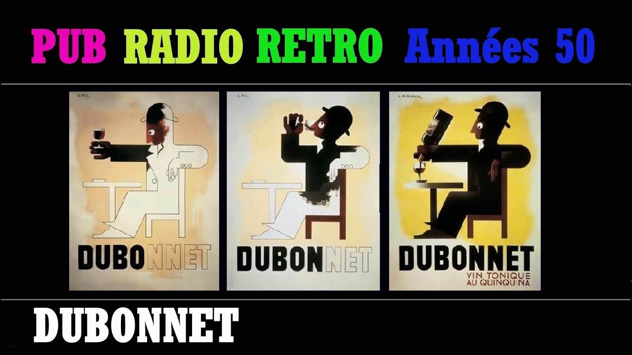 Pub radio retro annees 50 c 39 est l 39 heure de l 39 apero cinzano - Radio accordeon sans pub ...