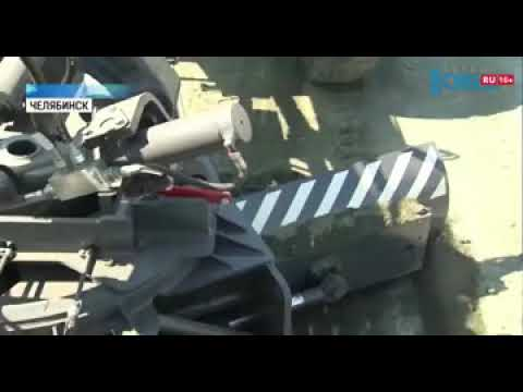 7000 грейдеров выпустили на челябинском заводе