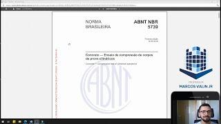NBR 5739:2018 - Concreto - Ensaio de compressão de corpos de prova cilíndricos