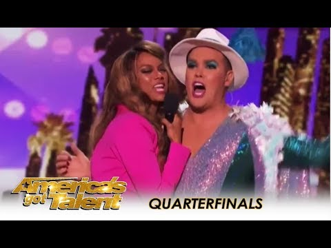 Accordion Hans: The German Sex Symbol Ready To Take Over VEGAS! | America's Got Talent 2018