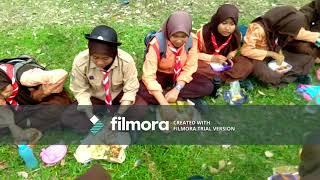 SALAM PRAMUKA SMP N 2 Pulo Bandring Kabupaten asahan