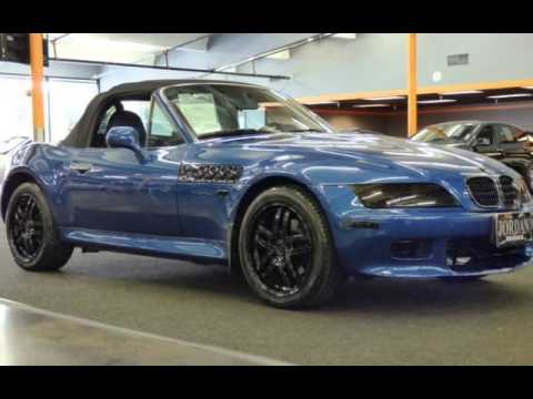 2002 bmw z3 for sale in milwaukie or youtube. Black Bedroom Furniture Sets. Home Design Ideas