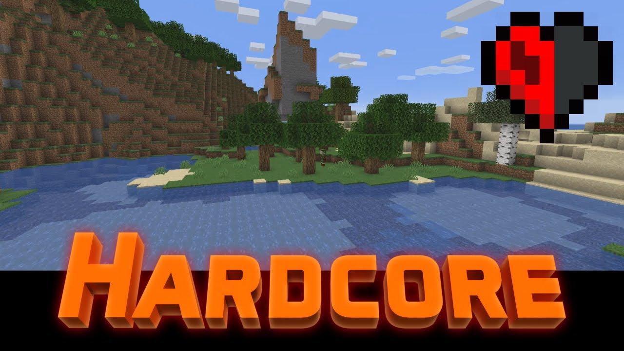 Minecraft Half-Hearted Hardcore S4:
