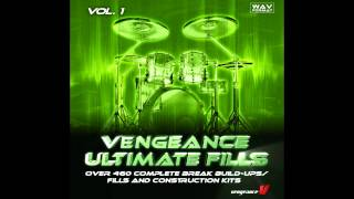 Vengeance-Soundcom - Vengeance Ultimate Fills Vol 1