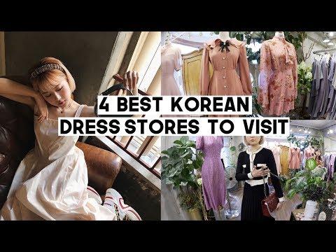 4 BEST Dress Shops You Must Visit In Korea, Hongdae | Q2HAN