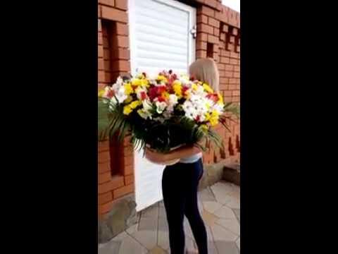 Доставка цветов в Волгограде от ГК Все Цветы Волгограда