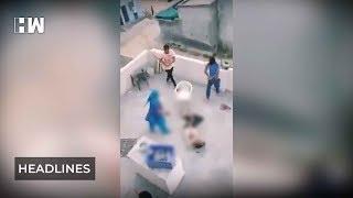 हरियाणा में क्रिकेट विवाद पर घर में घुसकर अल्पसंख्यक परिवार पर हमला