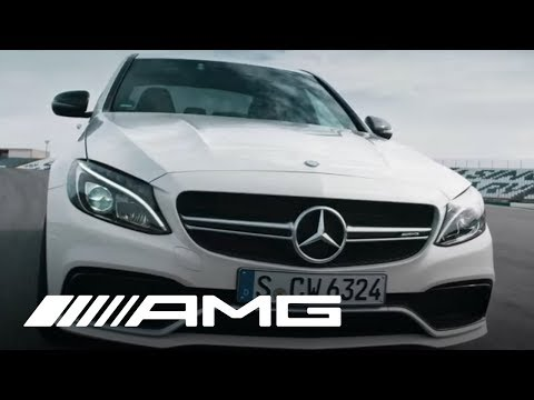 Mercedes-AMG C 63 & Highsnobiety - The Sound Of Pure Performance