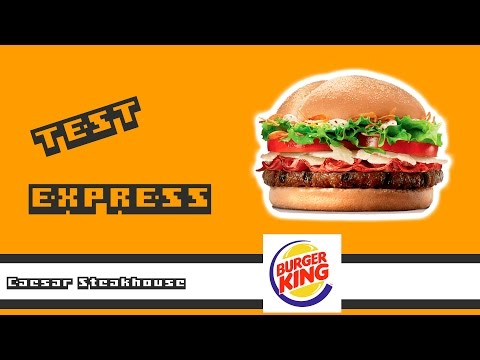 marketing mix burger king s steakhouse burger The marketing mix of burger king discusses the key elements in the burger king marketing strategy and shows why burger king is a close competitor to mcd'sit has its headquarters in miami-dade country of florida in the united statesburger king has divided all its global operations in to three different segments.