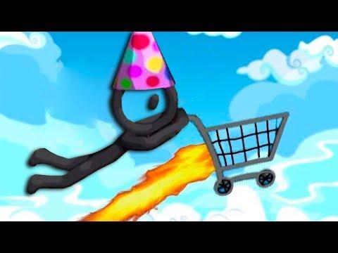 SHOPPING CART HERO 5 (Mobile Gameplay)