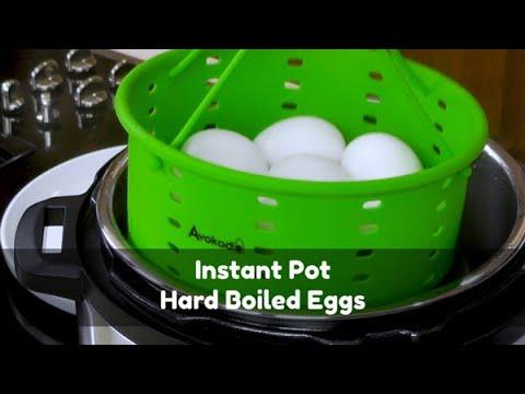 instant-pot-hard-boiled-eggs-|-avokado-steamer-basket-|-what's-up-wednesday!