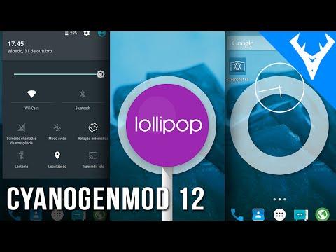 Como instalar Android Lollipop em