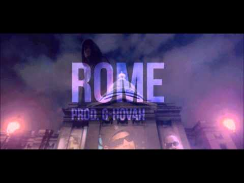 Hit-Boy Type Instrumental - Rome | prod. G-Hovah