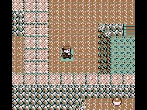 Guide Through Mt. Moon Pokémon Red/Blue