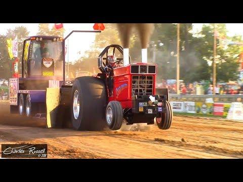 Tractor/Truck Pulls! 2018 M. E. Miller Tire Tri State Showdown NTPA