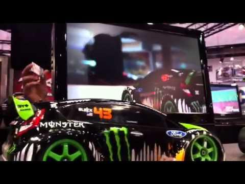 New Ken Block Traxxas Video At SEMA