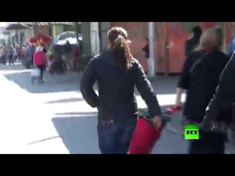 شاهد.. مطاردة مصابة بكورونا بعد فرارها من المستشفى  - نشر قبل 12 ساعة