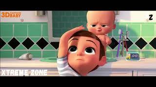 Animated Hindi Song | Galti Se Mistake |The Boss Baby - the boss baby -  (jagga jasoos) 2018