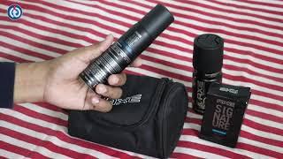 AXE Men 39 s Grooming Kit Review In Hindi