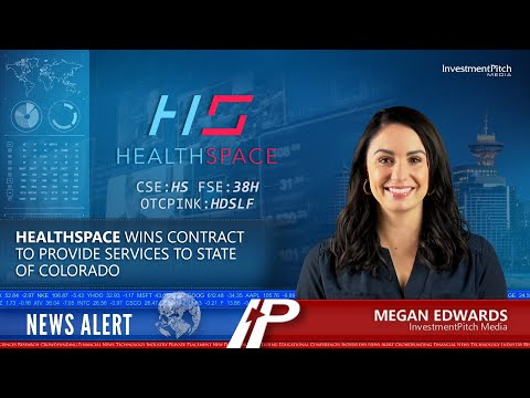 HealthSpace Wins Contract To Provide Services To State Of Colorado