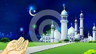 🌙Meraj ka safar hai sarkaar ja rahen hain with lyrics🌙