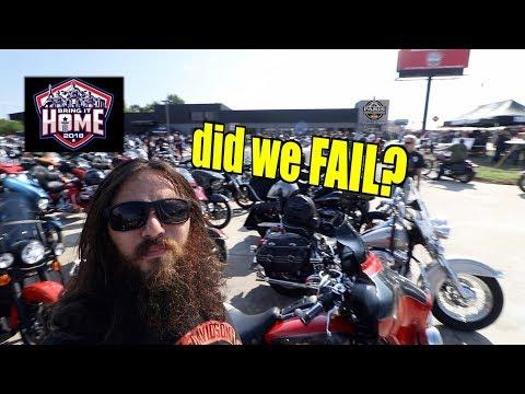 Harley Davidson World Record 2018 (Biggest Parade of Harley Davidsons)
