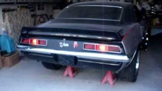 1969 Camaro Show car