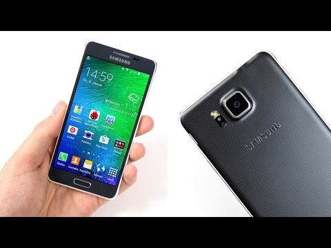 Review: Samsung Galaxy Alpha (Deutsch) | SwagTab