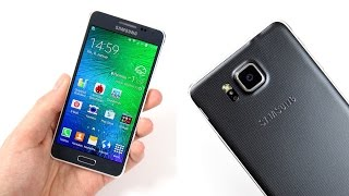 Review: Samsung Galaxy Alpha (Deutsch) | SwagTab