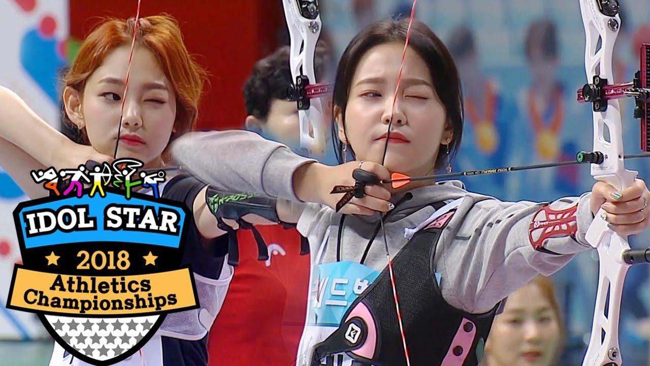 Yeri (Red Velvet) Has to Catch Up With Mina's Score [2018 ISAC Ep 4]