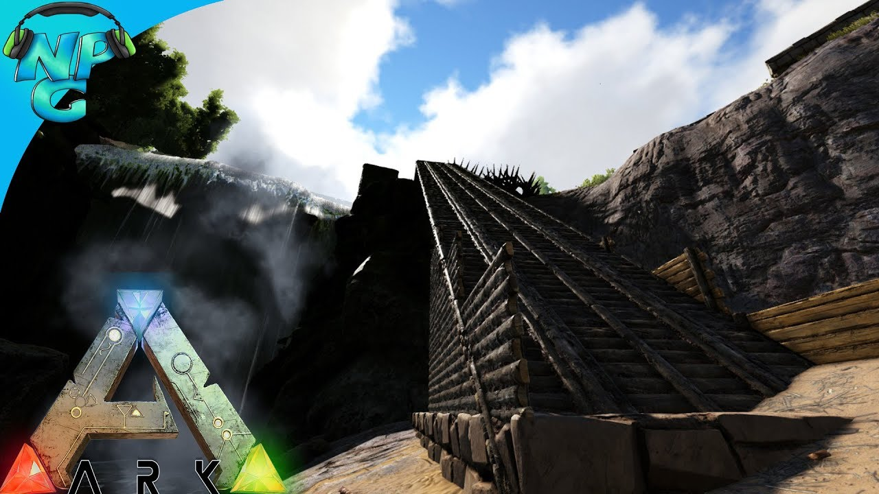 Eve Of Extinction Great Tames Constructing A Ramp And Horrible Losses E2 Ark Survival Evolved