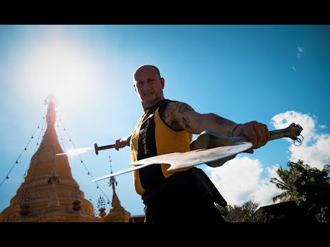 Inspirational Kung Fu Retreat, Thailand.