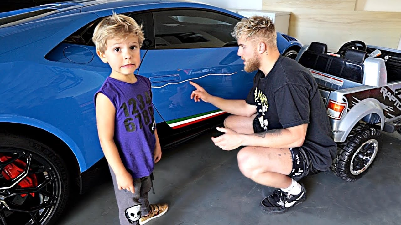 Download Tydus SCRATCHED Jake's Lambo! *HE GOT MAD*