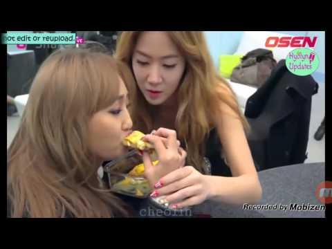 [ENGSUB] A date with healthy beauty Soyou - Hyolyn/Hyorin cut