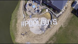 (BioDesign Pool Installation) From Italy - to New York - to Florence, KY | #PoolGuys 040