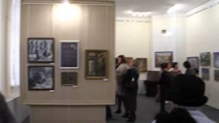 Выставка Евгения Шишкина  - Живопись- Графика- Гобелен