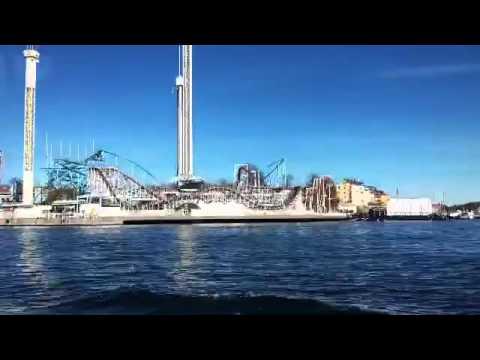 Stockholm Archipelago Boat Tour