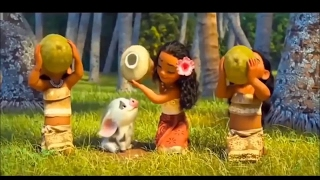 Baby Moana Singing Where You Are FULL Clip New HD