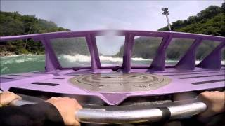 GoPro - Amazing!!! Niagara Falls Whirlpool Jet Boat Adventure! HD