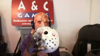 Friday the 13th NES Freddy vs. Jason Take Two: Freddy
