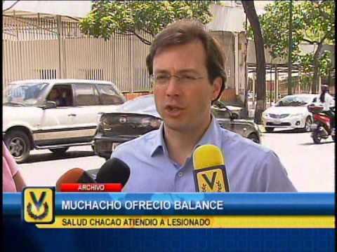 Alcalde Muchacho informó que 7 personas fueron detenidas durante protestas el pasado lunes