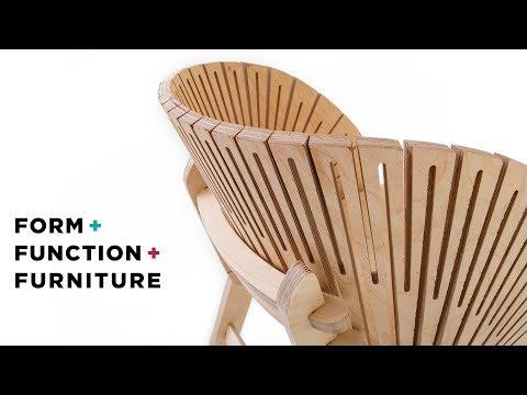 Form + Function + Furniture: Inside The University Of Iowa's 3D Design Program