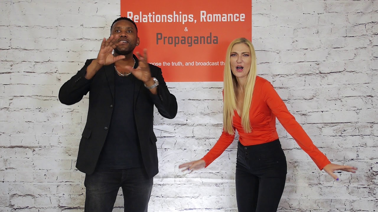 Relationships Romance and Propaganda Podcast Promo