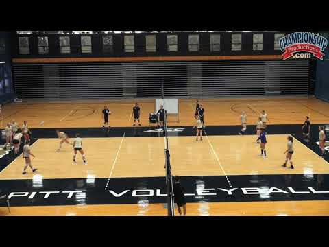 Dan Fisher's One-Hit Drill for Volleyball!