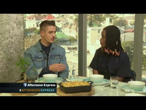 Sara-Jayne King & Lynn Forbes  | Afternoon Express | 28 August 2017