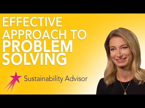 Sustainability Advisor: What is System Thinking - Michaela Rose Career Girls Role Model